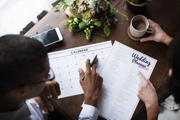 Hochzeit / Hochzeitstag - Tipps, Empfehlungen & Dienstleister