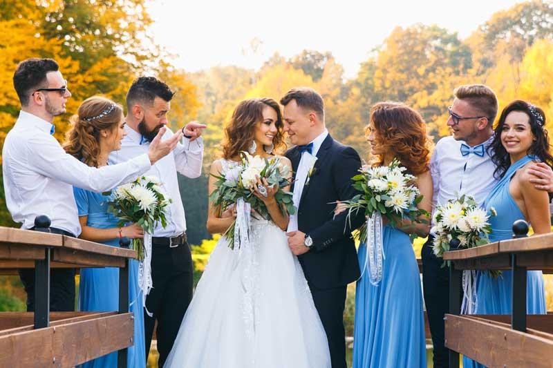 Hochzeitsgäste-Fotos - Hochzeitsfotograf Hochzeitsbilder