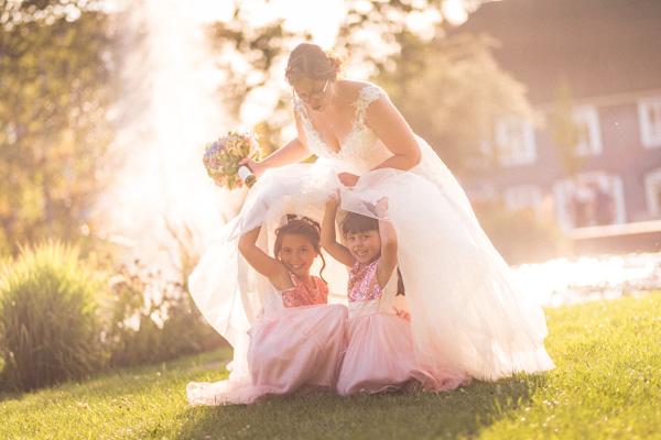 Hochzeitsbilder mit Kind - Mein Hochzeitsfotograf Bonn