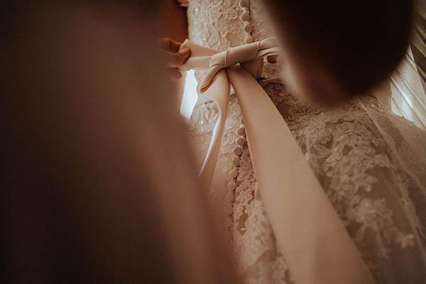 Getting-Ready Hochzeitsbilder in Bottrop