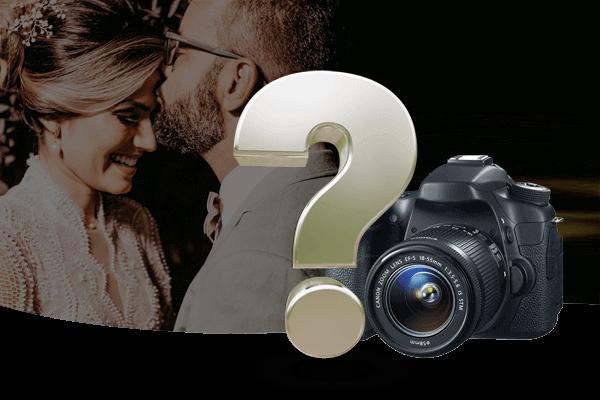 FAQ Hochzeitsfotos / Hochzeitsbilder